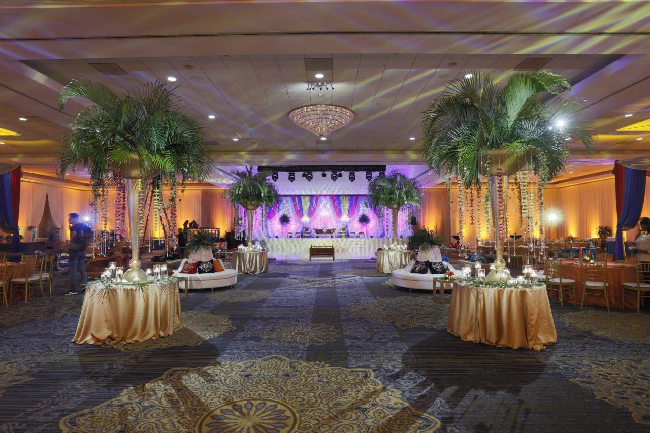 Peabody Hotel Memphis Elegant Wedding Venue With Unique Decor