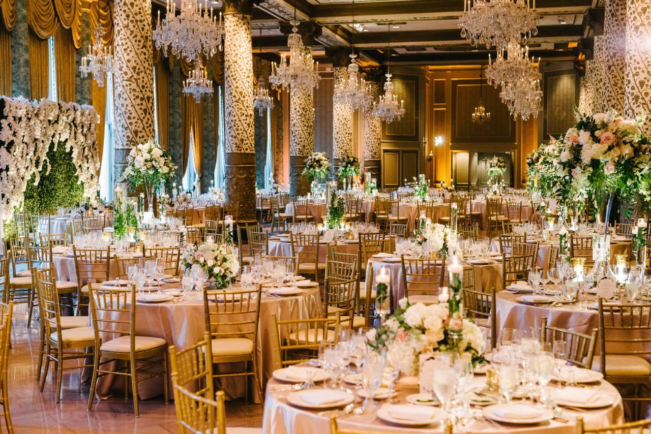 The Drake Hotel Luxurious Reception And Celebrity Wedding