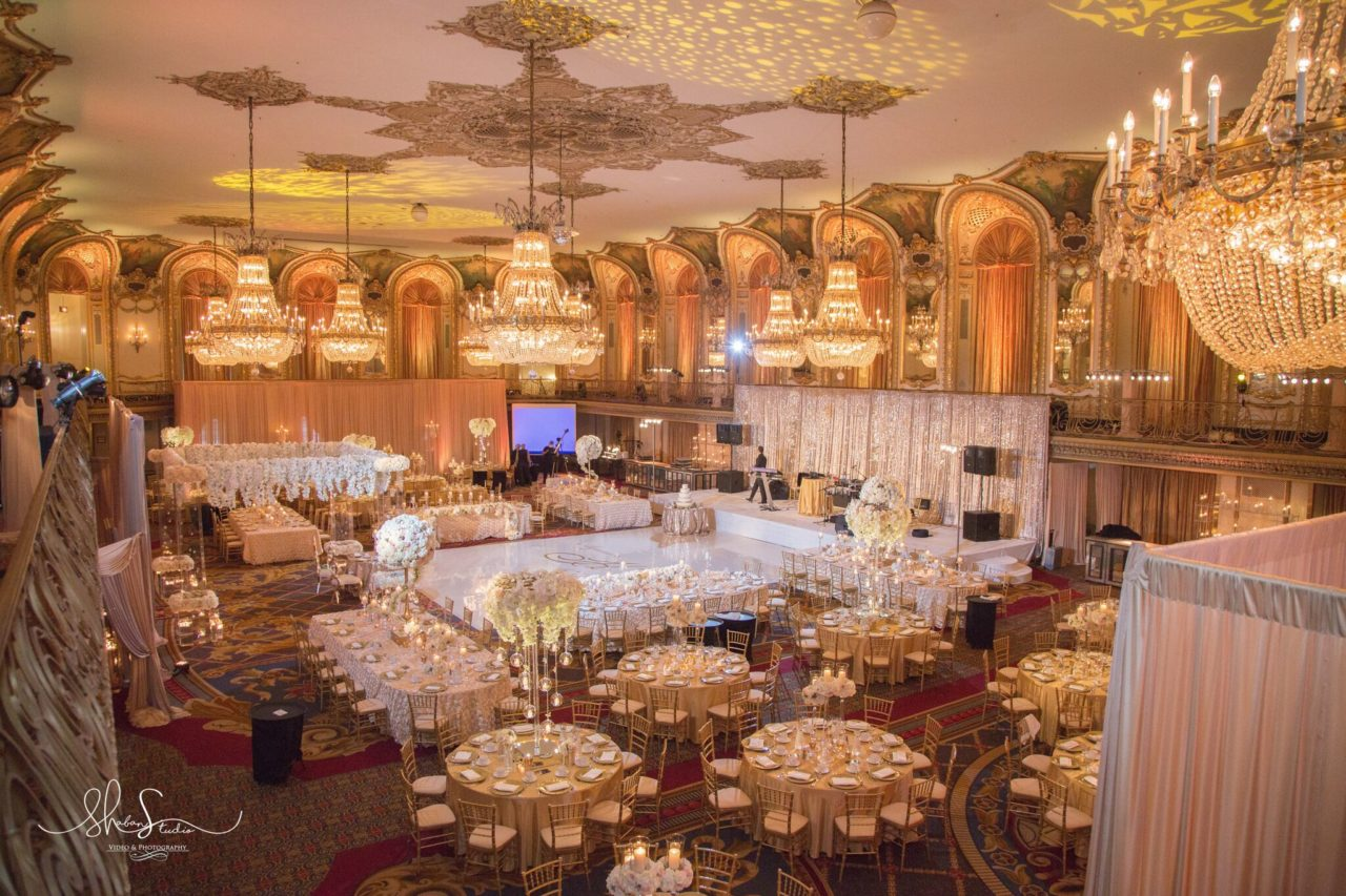 Hilton Chicago: Best Location for Upscale Wedding and ...