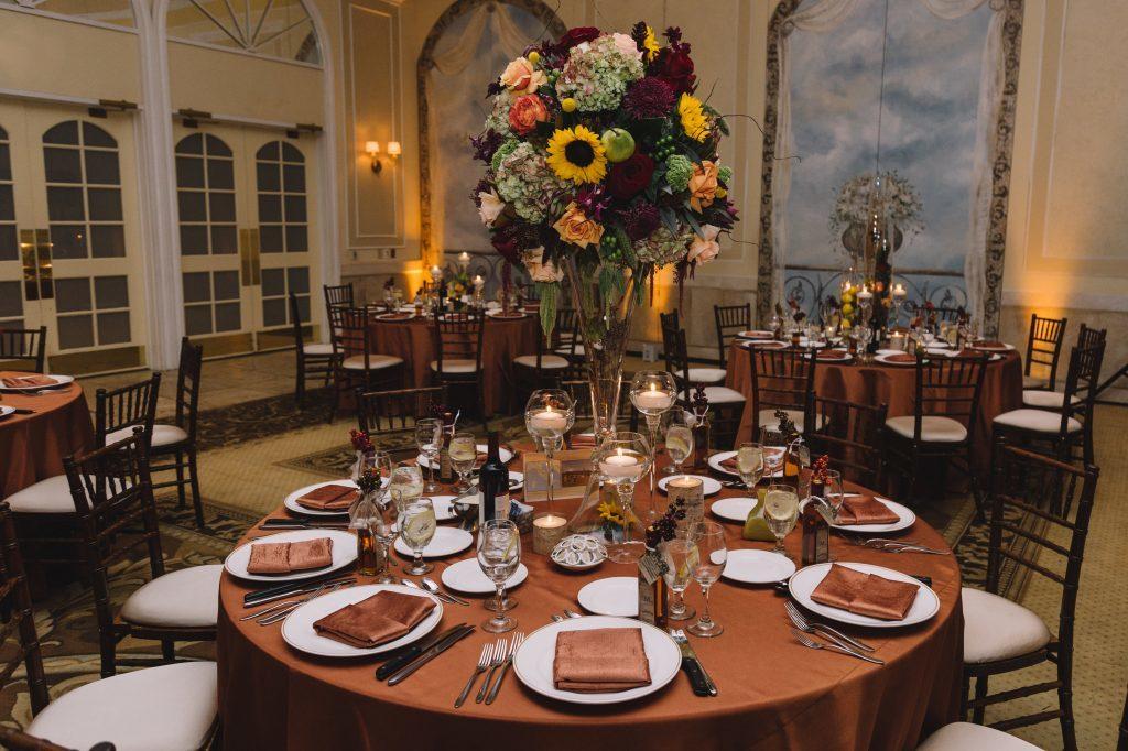 Venuti S Italian Restaurant And Banquet Hall Grand Wedding