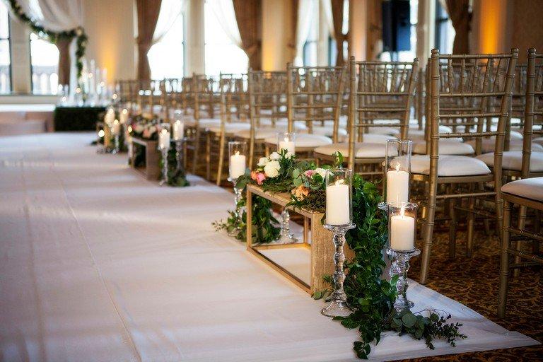 The Pfister Hotel Milwaukee Best Downtown Milwaukee Wedding Venue Yanni Design Studio